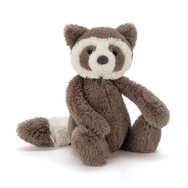 Jellycat Jellycat Bashful Raccoon, Medium