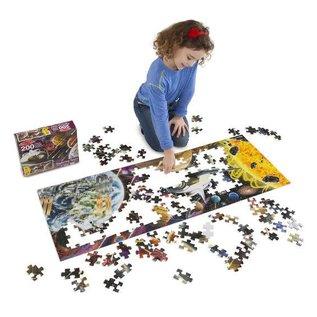 Melissa & Doug 200 Piece Floor Puzzle - Exploring Space