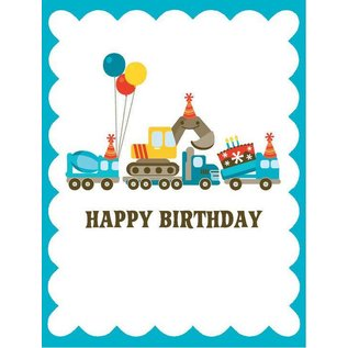 Yellow Bird Paper Greetings Kids & Tweens Birthday Cards