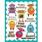 Yellow Bird Paper Greetings Kids & Tweens Birthday Cards