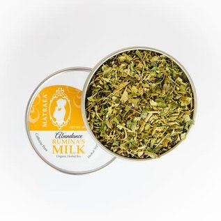 Matraea Abundance Rumina's Milk Tea 110g   (Certified Organic)