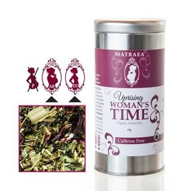 Matraea Uprising Woman's Time Tea 60g (Certified Organic)