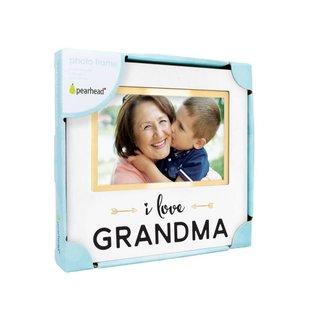 Pearhead I love Grandma Frame