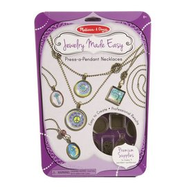 Melissa & Doug Press-a-Pendant Necklaces