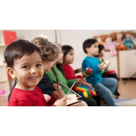 Beth Terry Mini Musicians Movers & Shakers- Saturdays 10:30am, Spring 2018