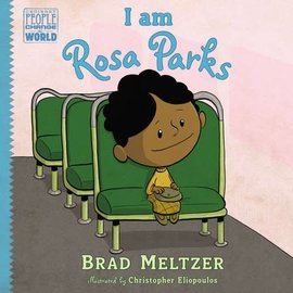 PenguinRandomHouse I am Rosa Parks