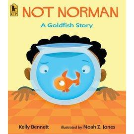 PenguinRandomHouse Not Norman: A Goldfish Story