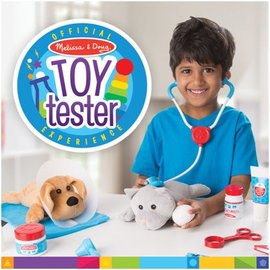 Melissa & Doug Melissa & Doug Official Toy Tester Experience