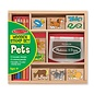 Melissa & Doug Pets Stamp Set