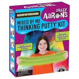 Crazy Aaron's Thinking Putty Mixed by Me Thinking Putty Kit