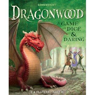 Gamewright Dragonwood Game