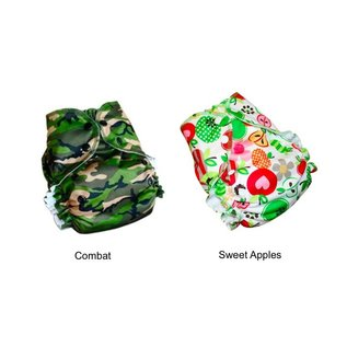 AMP Diapers AMP OS Diapers, Prints