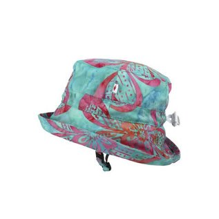 Snug as a Bug Aloha Adjustable Sun Hat