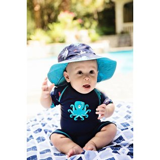 Baby Banz 1pc Sleeved Swimsuit