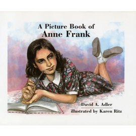 PenguinRandomHouse A Picture Book of Anne Frank