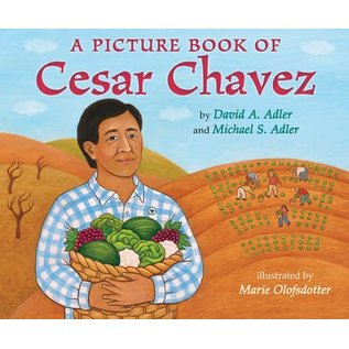 PenguinRandomHouse A Picture Book of Cesar Chavez