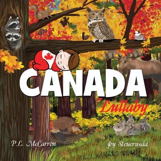 Baby Lullaby Souvenirs Canada Lullaby