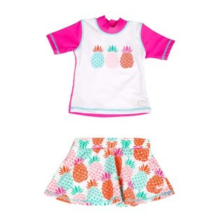 Baby Banz 2pc Sleeved Swimsuit