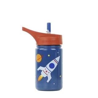 Eco Vessel 13oz EcoVessel Scout Kids Bottle with Flip Straw