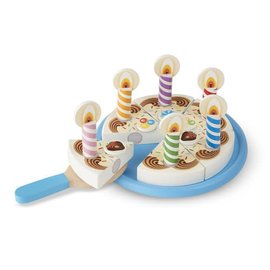 Melissa & Doug Birthday Party - Wooden Play Food