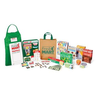 Melissa & Doug Fresh Mart Grocery Store Companion Collection
