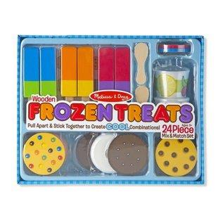 Melissa & Doug Frozen Treats Set Play Food