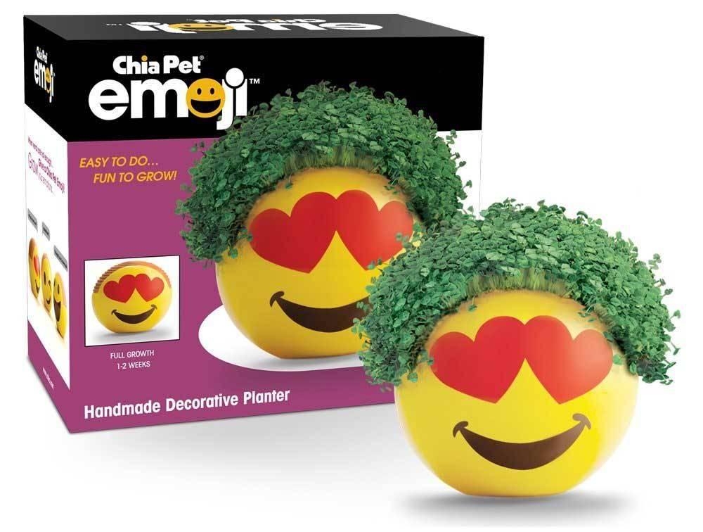 Emoji Chia Pet - EnchantedFore...