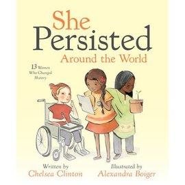 PenguinRandomHouse She Persisted Around the World