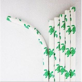 Aardvark Aardvark Jumbo EcoFlex Paper Straws