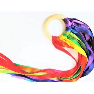 Jenna Knowlton Crafts for Kids: Rainbow Streamers