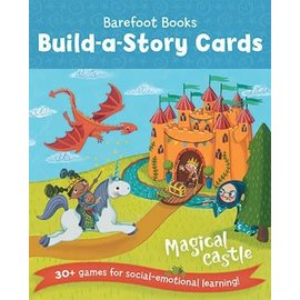 Barefoot Books Barefoot Build-a-Story Card Deck