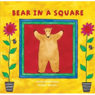Barefoot Books Bear in a Square