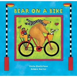 Barefoot Books Bear on a Bike