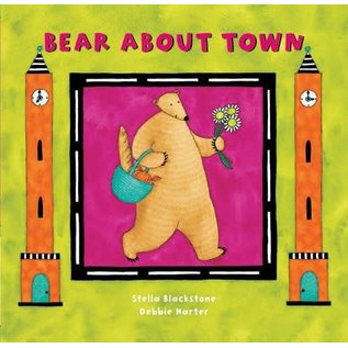 Barefoot Books Bear About Town