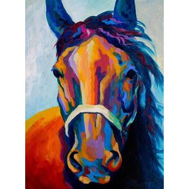 Drink, Paint, Create Sept 15 Horse