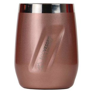 Eco Vessel 10oz EcoVessel PORT Vacuum Insulated Stainless Steel Wine Cup