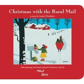 nimbus Christmas with the Rural Mail a poem by Lance Woolaver