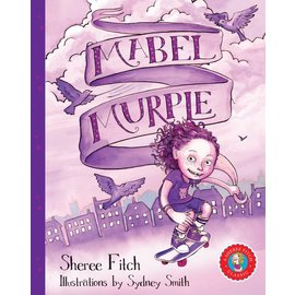 nimbus Mabel Murple by Sheree Fitch