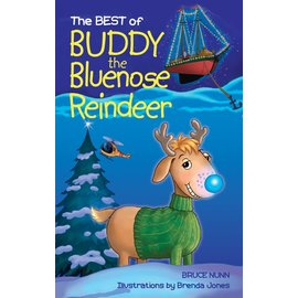 nimbus Best of Buddy The Bluenose Reindeer by Bruce Nunn