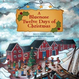 nimbus Bluenose Twelve Days of Christmas by Bruce Nunn
