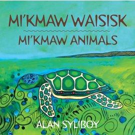 nimbus Mi'kmaw Animals Alan Syliboy