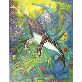 nimbus Humpback Whale Journal Alan Syliboy