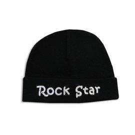 Itty Bitty Baby Itty Bitty Hat: Rockstar