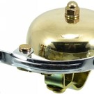 Ohgi Sound Runner Brass Large Side Ping Bell w/ Brass Clamp