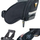 Topeak Aero Wedge Clip-on Seat Bag, Micro TC2470B