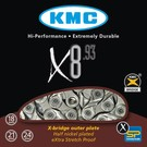 KMC X8.93 5-8 Speed Chain