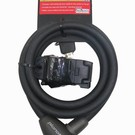 PlanetBike Quickstop 12MM x 6' Cable Lock w/ Quik Clip Mount