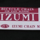 Izumi Easy Running Single Speed Chain 5-6 Speed Silver/Silver