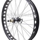Alex Blizzerk PRO REAR 170mm Novatec Fat Bike Wheel