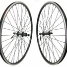 WTB Freedom Ryder 23 Black 700c HYBRID Wheel Set Shimano Hub